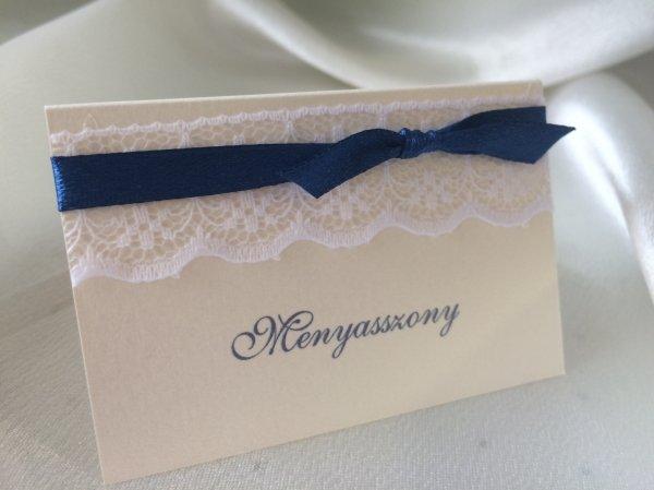 85fab29e5f csipkés ültetőkártya - Esküvői ültetőkártya - Webáruház ...